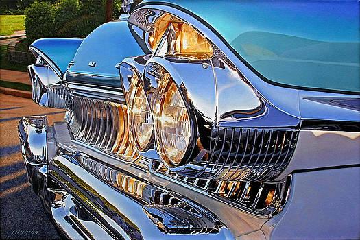 '57 Mercury by Stephen Shub