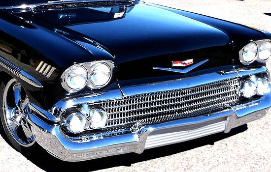 58 Chevy by Anthony Morris