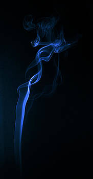 Abstract smoke by Martin Smith