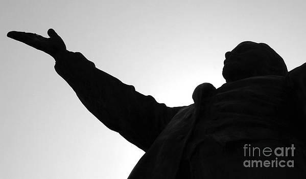 Gregory Dyer - Lenin - Budapest Memento Park-Communist Statues Park