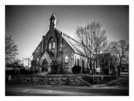5th St Bridge Church by Dustin Soph