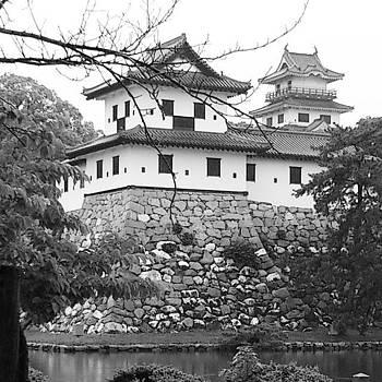 Castle by Yoshikazu Yamaguchi