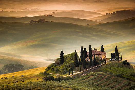 Francesco Riccardo  Iacomino - 6 A.M. in Tuscany