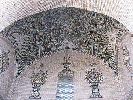 Architecture by Moshfegh Rakhsha