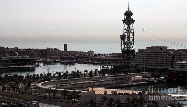 Gregory Dyer - Barcelona Spain - Montjuic