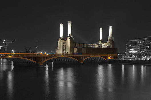 David French - Battersea Power Station London