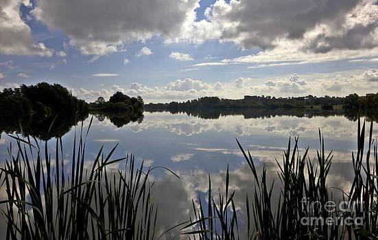 Darren Burroughs - Lake Reflections