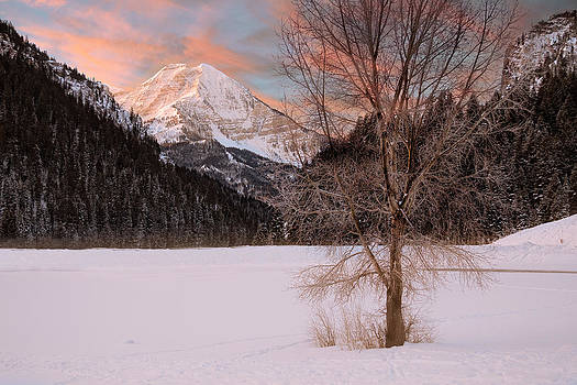 Utah Images - Mount Timpanogos