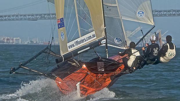 Steven Lapkin - San Francisco Regatta