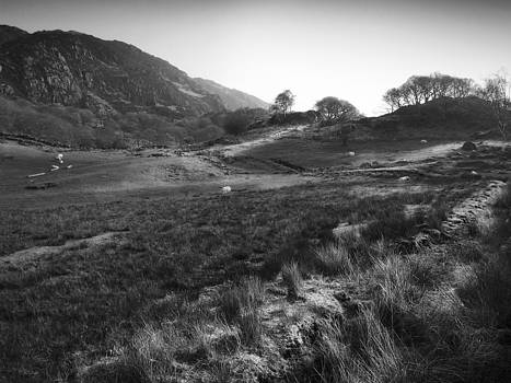 Snowdonia National Park Wales by Richard Wiggins