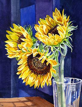 Irina Sztukowski - Sunflowers