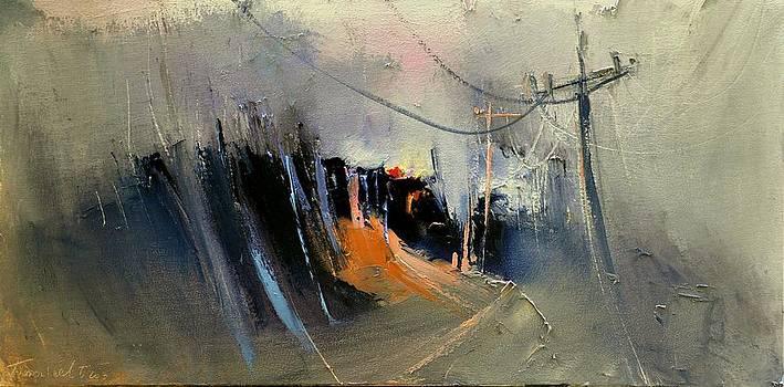 Way home - serie by David Figielek