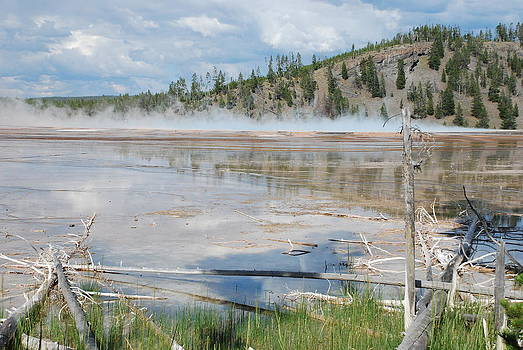 Yellowstone by Dany Lison