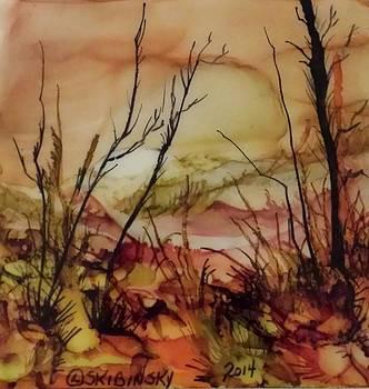 #600 Morning Beauty by Linda Skibinsky