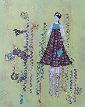 60's Dream Girl by Dara Jones