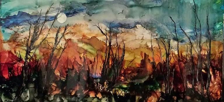 #628 Beauty in Time by Linda Skibinsky