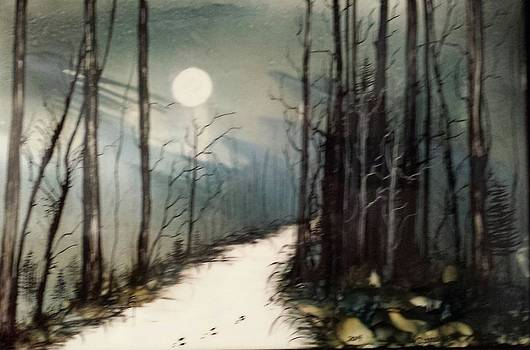 #630 Silence of Time by Linda Skibinsky