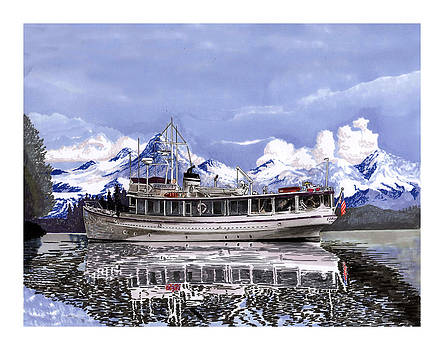 Jack Pumphrey -  Alaska Yachting