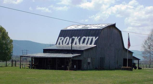 65 Miles to Rock City by Regina McLeroy