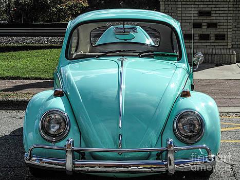 Jaclyn Hughes Fine Art - 66 Classic VW