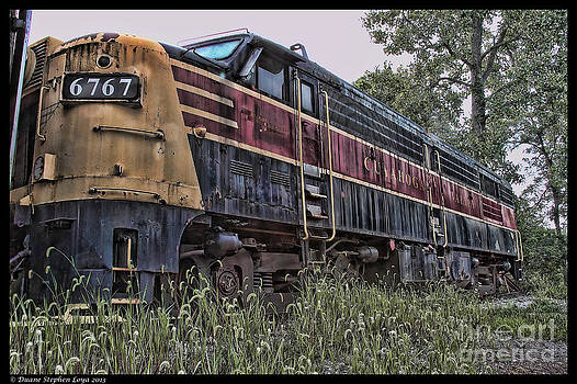 6767 HDR Dead for 20 Years by Duane Loya