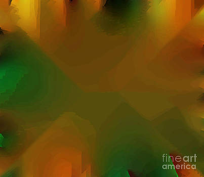Abstract by Kenroy Rhoden