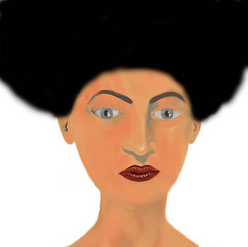 Face by Moshfegh Rakhsha