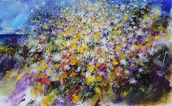 Flowers by Mario Zampedroni