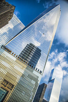 Freedom Tower by Theodore Jones