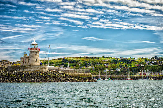 Howth Harbour by Phil Callan Photography