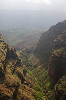 Steven Lapkin - Kauai Canyon