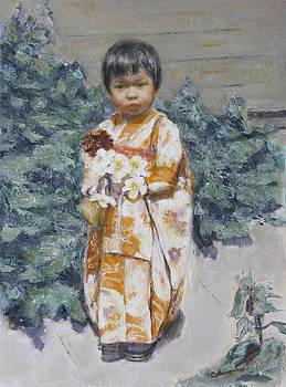 Kokeshi by Chisho Maas