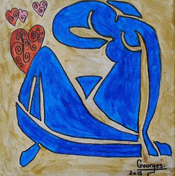 Love by Georges AH PIERRU II