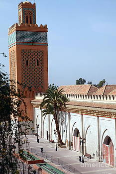 Sophie Vigneault - Marrakesh Morocco