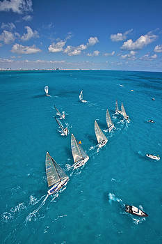 Steven Lapkin - Miami Skyline Regatta