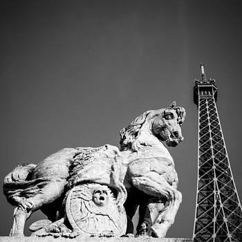 Paris by Gianfranco Evangelista