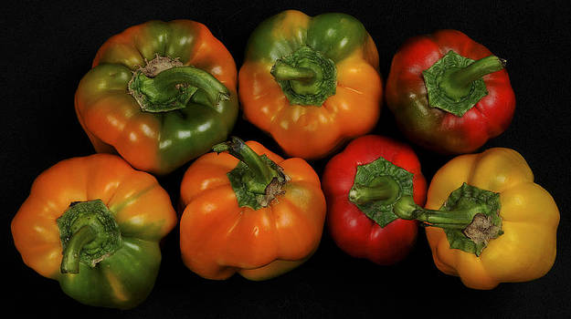 7 Peppers by Henrique Souto