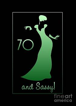 JH Designs - 70 and Sassy