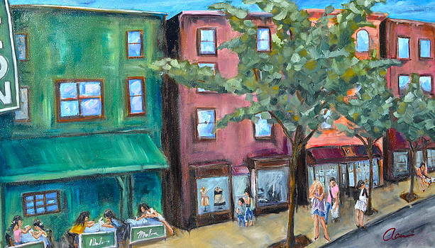 72nd And 2nd by Michael  Accorsi