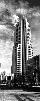 Chicago  Building NBC Tower by Patrick  Warneka