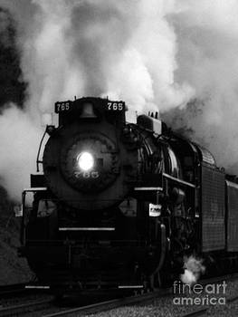 765 Steam Engine by Chad Thompson
