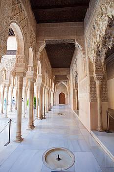 Alhambra by Angel Sosa