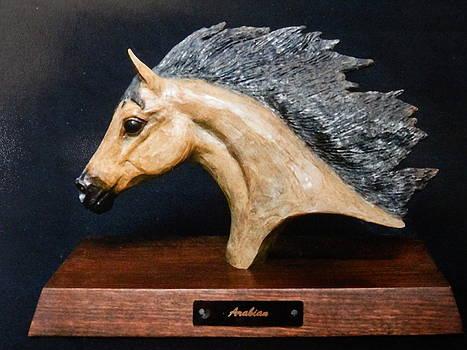 Arabian by Lee Clark