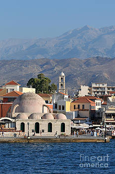 George Atsametakis - Chania city