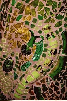 Charles Lucas - Mosaic Doorway