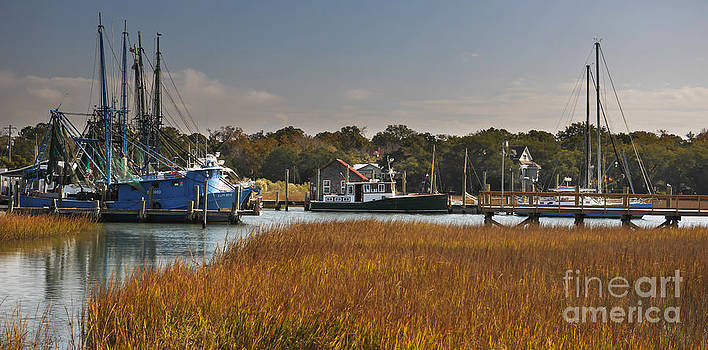 Dale Powell - Shem Creek Maritime