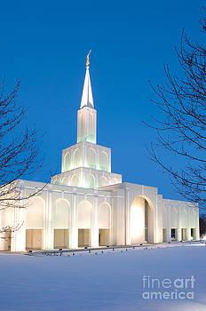 Toronto LDS Mormon Temple by Laurent Lucuix
