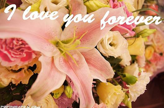 Flower for you  by Gornganogphatchara Kalapun