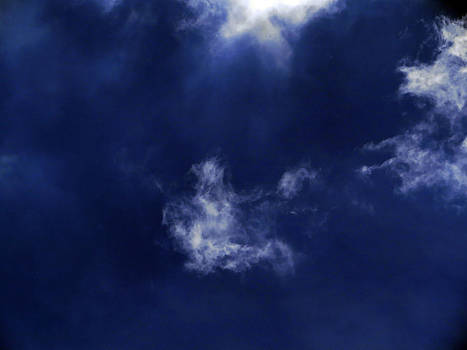 Sean Gautreaux - Cloaked Triangle Cloud Craft Photograph