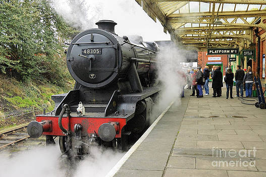 8f at Loughborough UK by David Davies